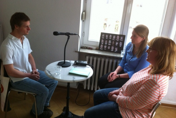 Marc Lohmann im Interview